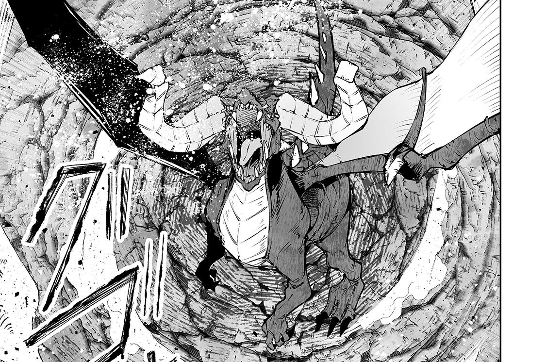 第13話「激闘ッ!≪獄炎魔竜≫!!」